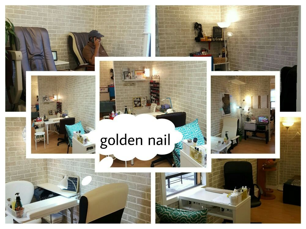 Photo of Golden Nails: Bayside, NY