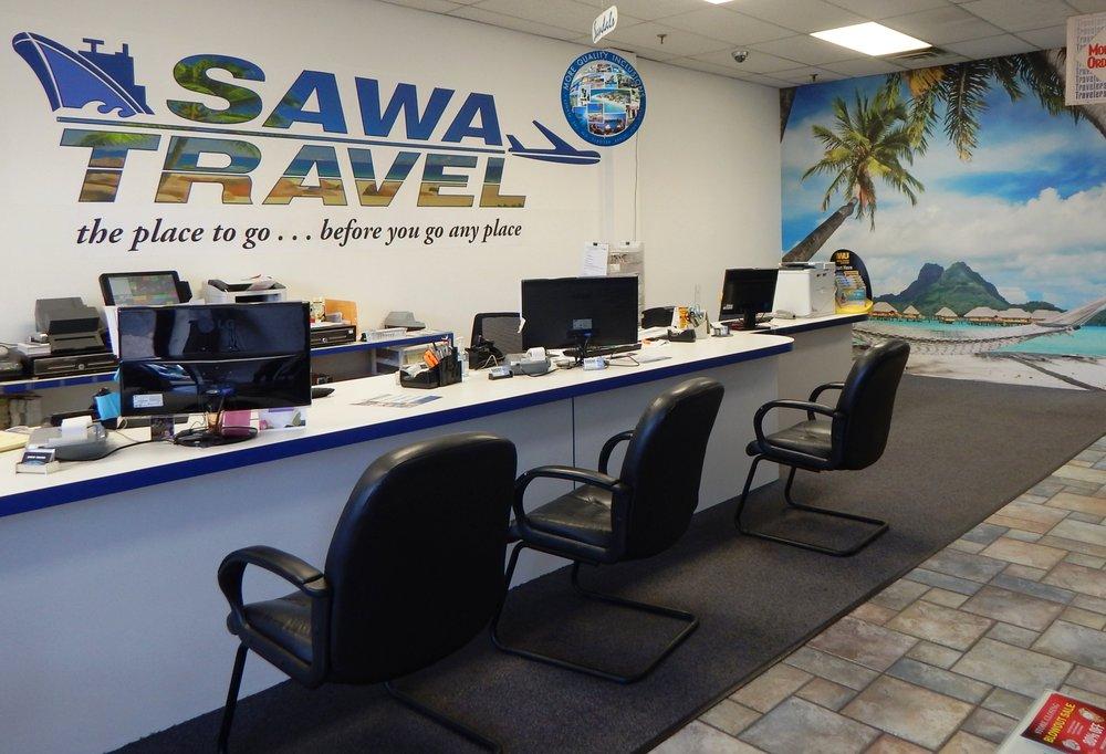 Sawa travel agency agencias de viajes 800 river dr for Interior design photo agency