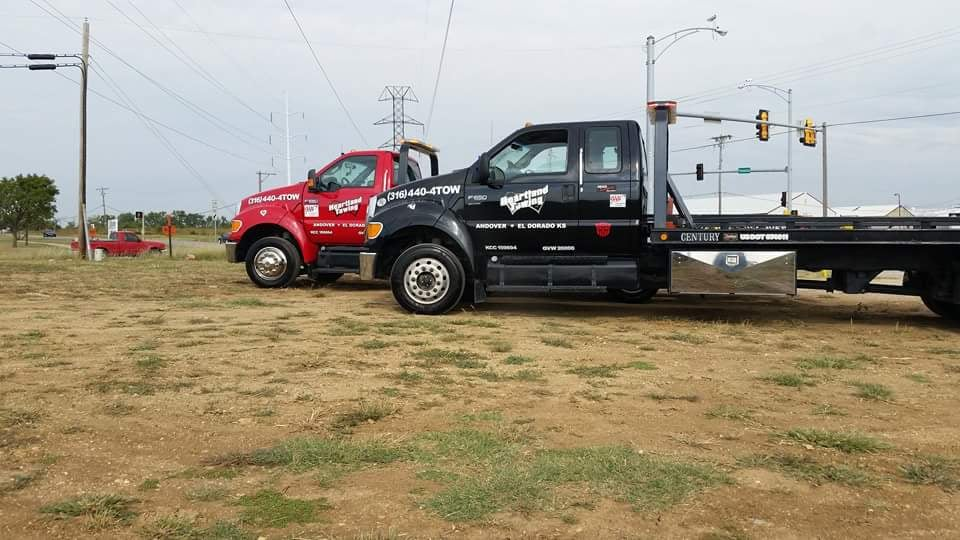 Towing business in Augusta, KS