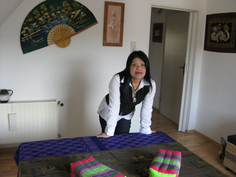 Thai massage in hannover