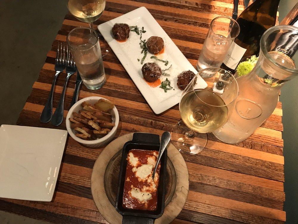 Social Spots from Ragazza Food & Wine