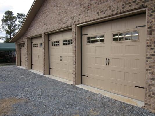 9 x 8 garage doorSimplicity Doors  Garage Door Services  14040 Cool Springs Rd