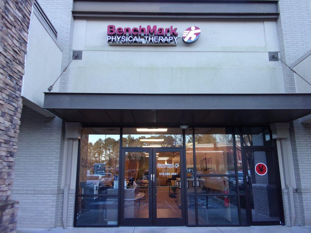 BenchMark Physical Therapy - Alpharetta: 5815 Windward Pkwy, Alpharetta, GA