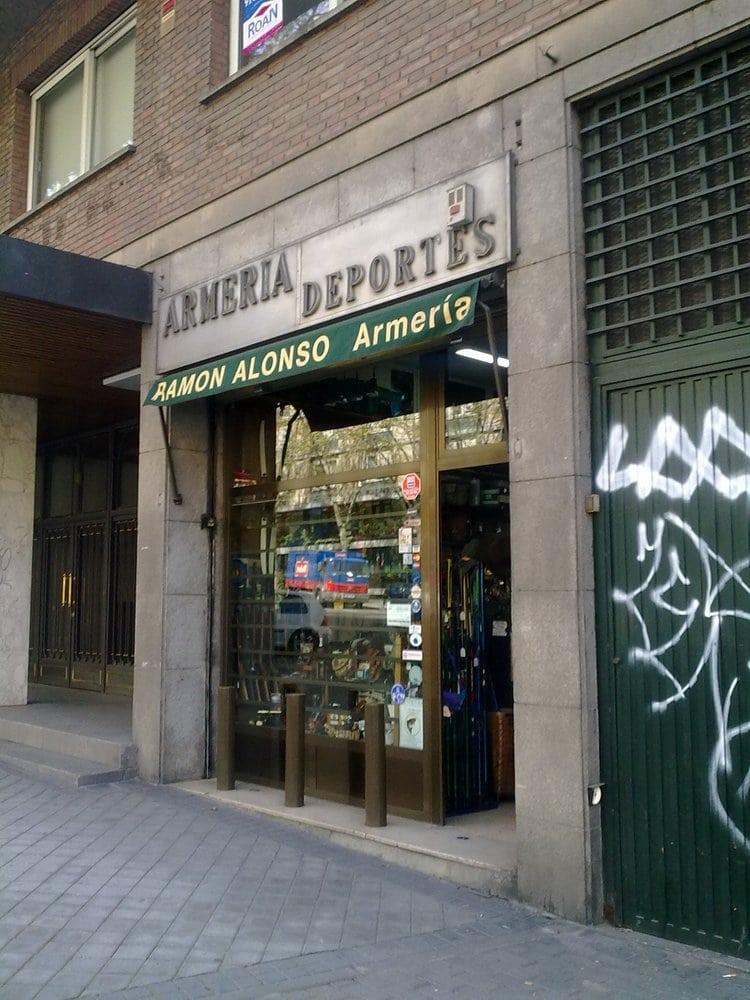 Armería Ramón Alonso
