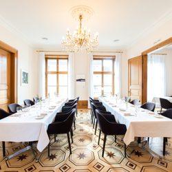 Foto Zu Restaurant Bel Etage   Basel, Schweiz. Bel Etage Bankett