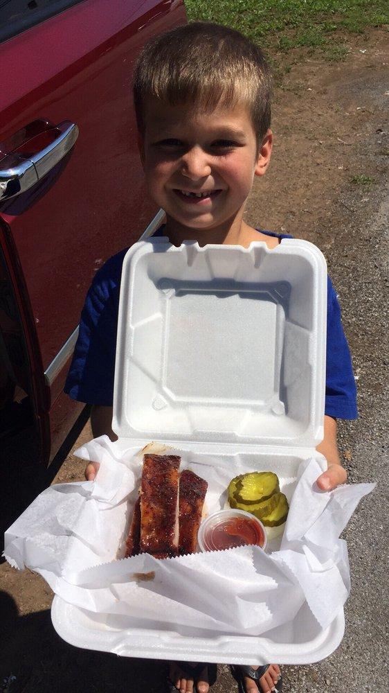 Ruffin-it Barbecue: North Coventry Township, PA