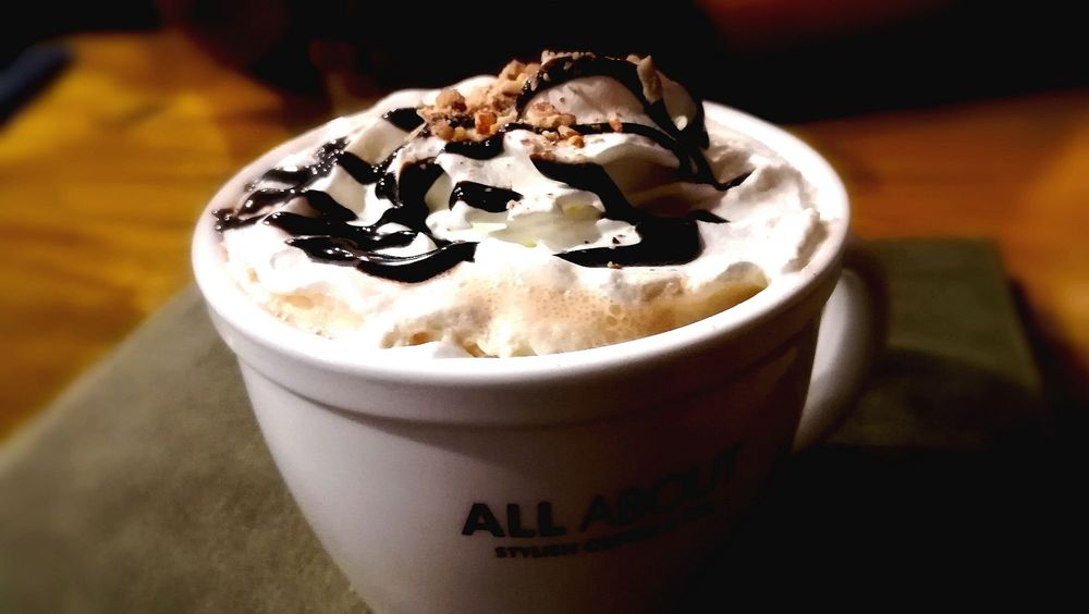 All About Cha Stylish Coffee & Tea