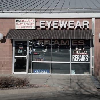 B & B Optical Frame Fixer - Eyewear & Opticians - 2221 S Peoria St ...