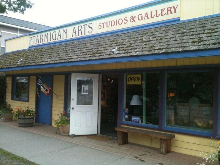 Ptarmigan Arts: 471 E Pioneer Ave, Homer, AK