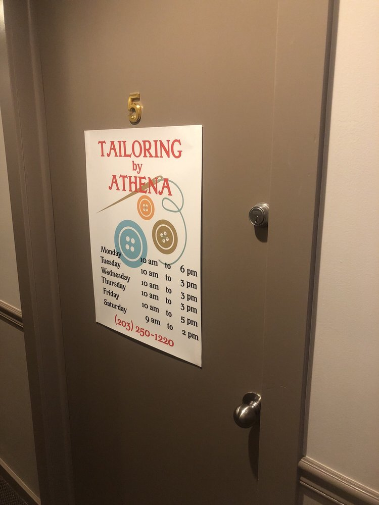 Tailoring By Athena: 416 Highland Ave, Cheshire, CT