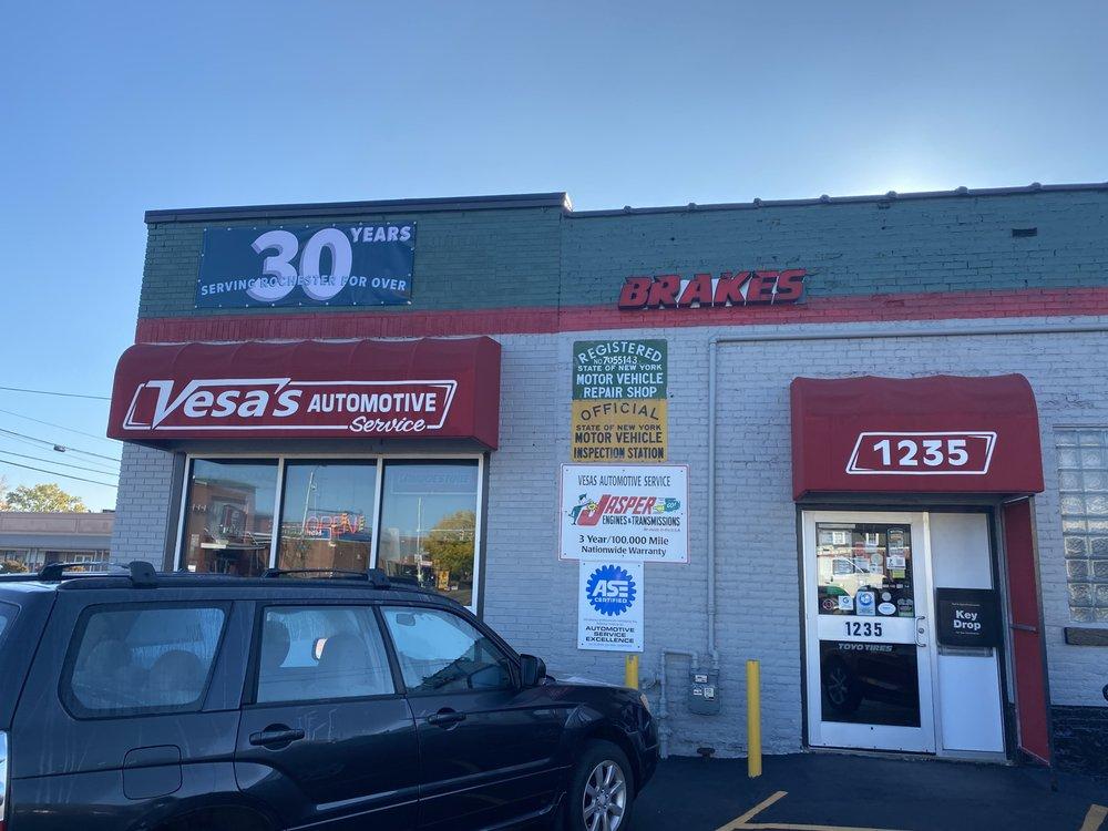 Vesa's Automotive: 1235 University Ave, Rochester, NY