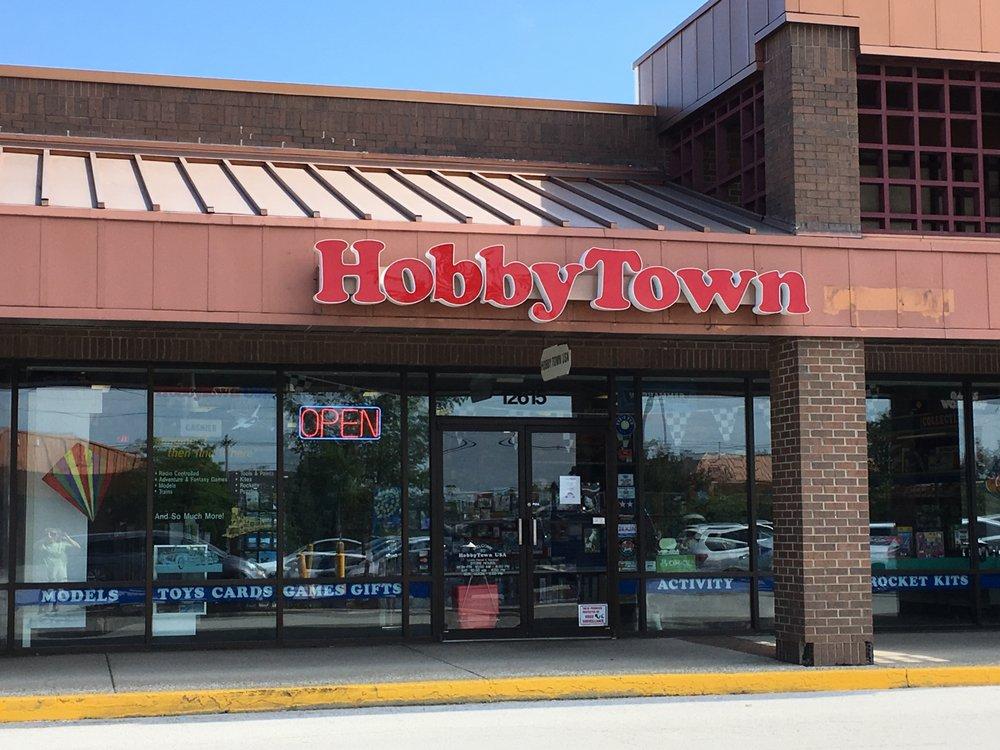 Hobby Town USA