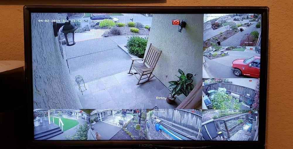 Watchdog Security Alarm Systems & Surveillance Cameras