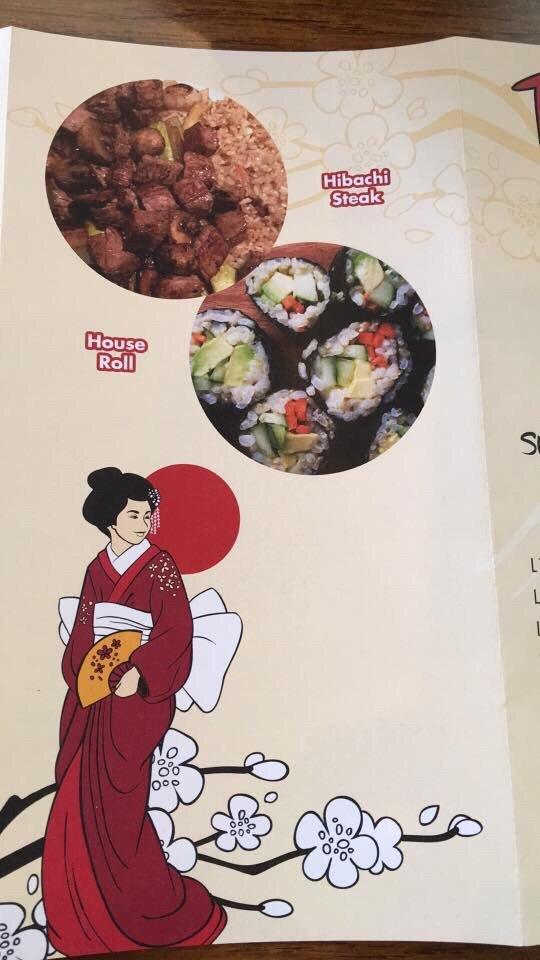 Tokyo Fast Food: 495 Second St, Ayden, NC