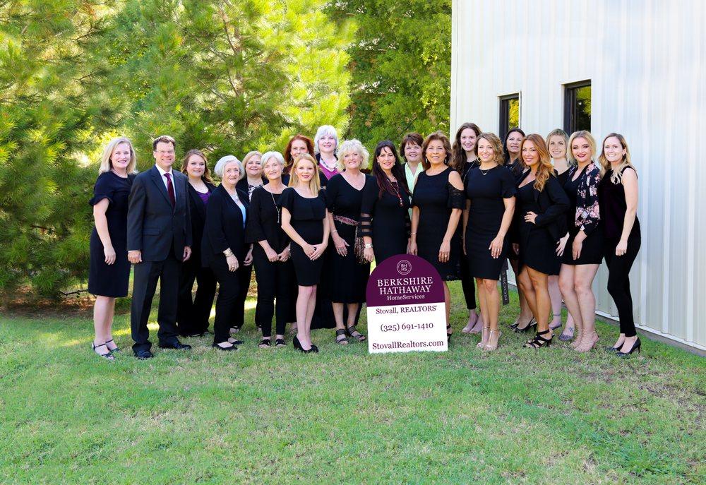 Stovall - Berkshire Hathaway HomeServices: 3382 S 27th St, Abilene, TX