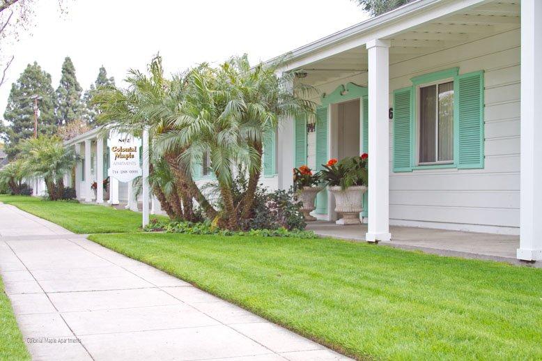Colonial Maple Apartments: 744 W Maple Ave, Orange, CA