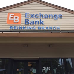 Exchange Bank Banks Credit Unions 2416 Montgomery Dr Santa Rosa Ca Phone Number Yelp