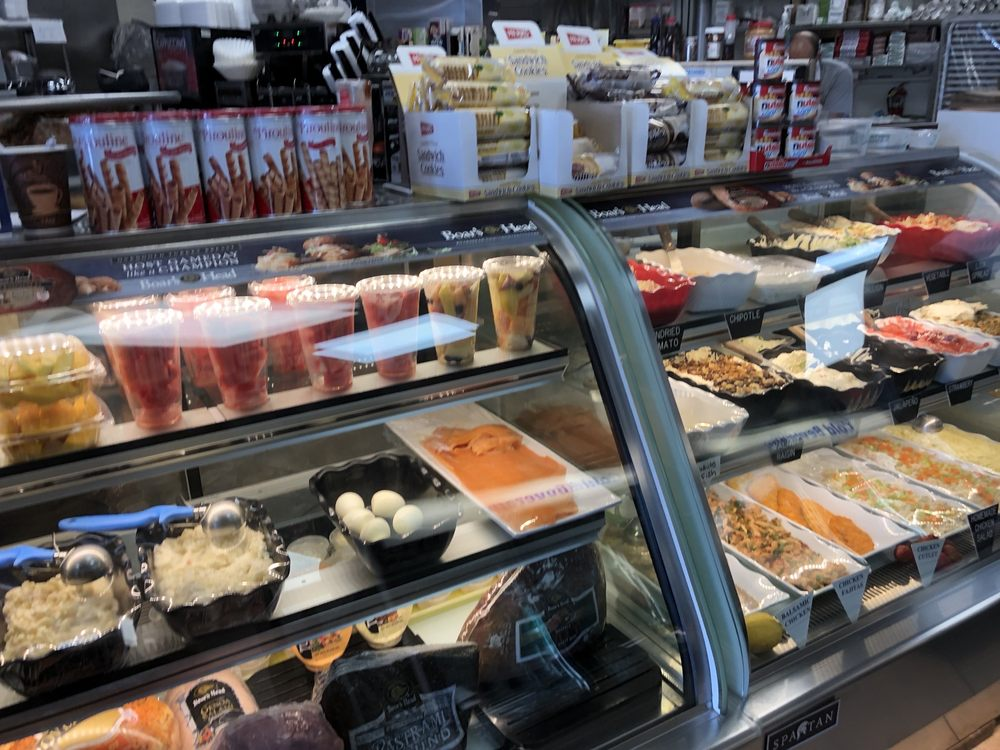Barry's Bagel & Deli: 10 Market St, Clifton, NJ