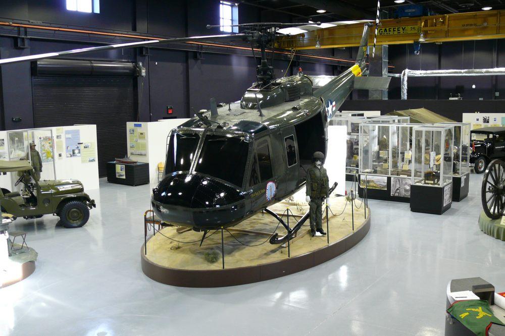 Musuem of Missouri Military History: 2405 Logistics Rd, Jefferson City, MO