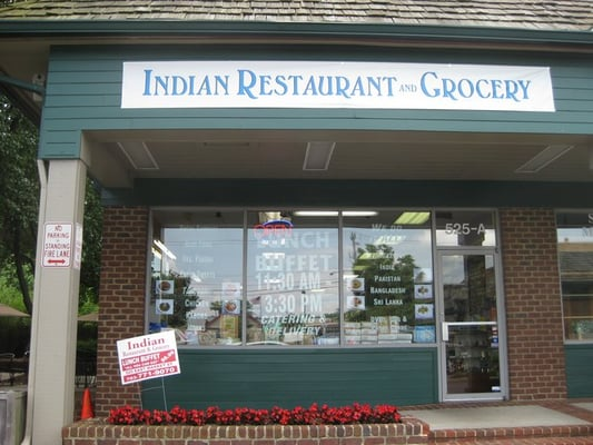 Indian restaurant grocery closed indian 525a e for Angeethi indian cuisine leesburg