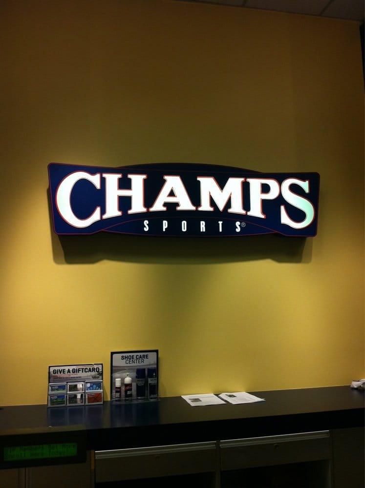 Champs Sports: 228 Stonewood St, Downey, CA