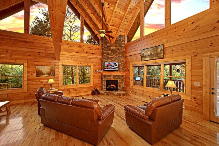Family Sized Pigeon Forge Cabin Rentals Yelp