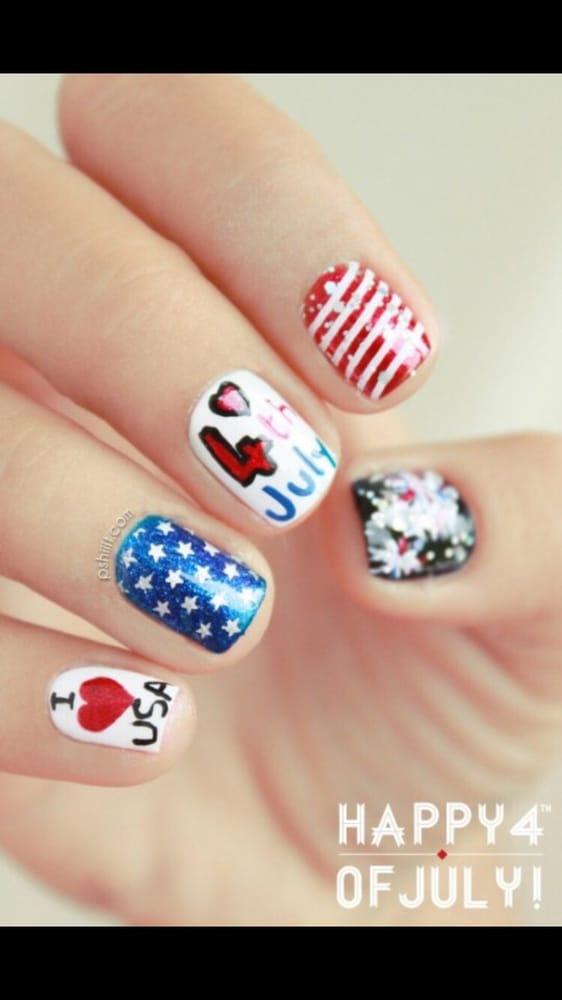 Pretty Nails: 3665 N 129th St, Omaha, NE