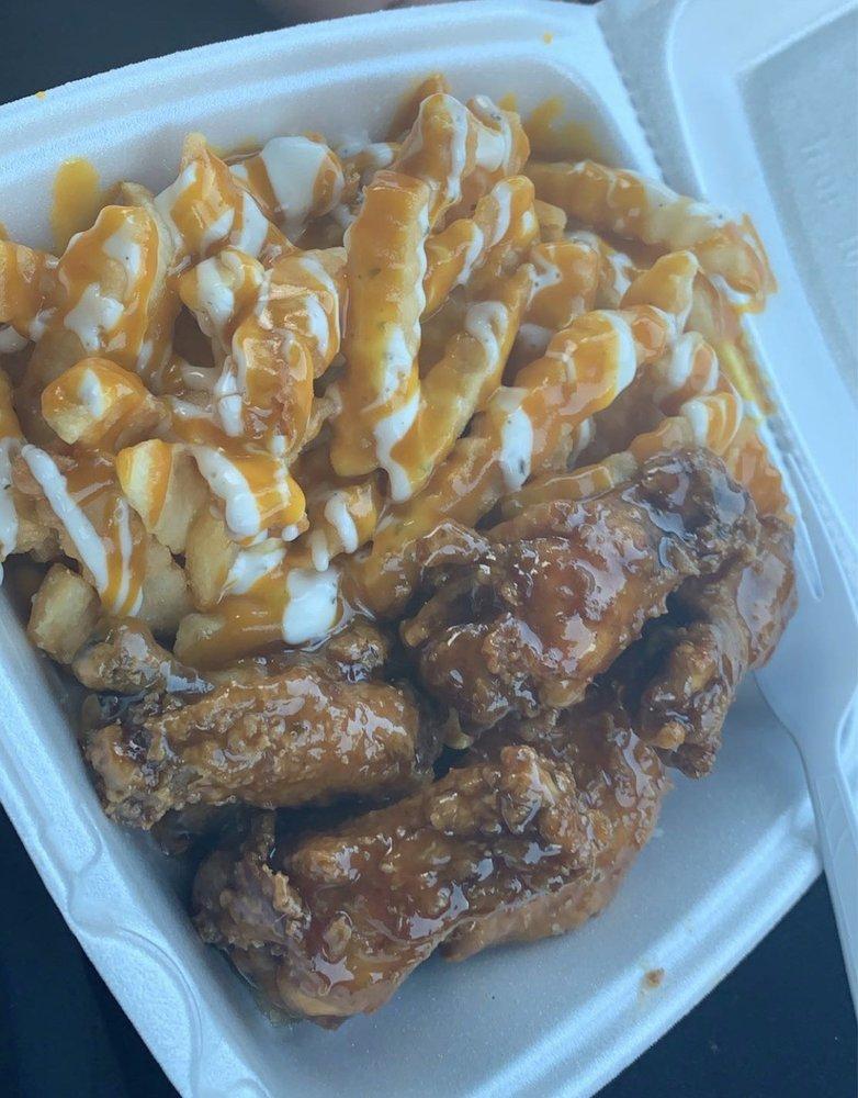Brenda's Wings & Things: 1192 Polk St, Bartow, FL