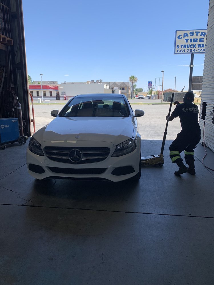 Castro Towing: 20641 Tracy Ave, Buttonwillow, CA