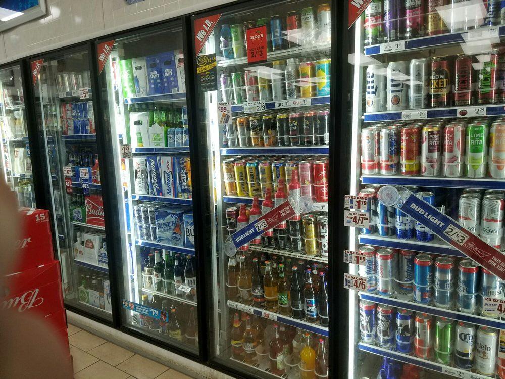 Paul's Gas & Liquor: 437 W Saint Joseph St, Lawrence, MI