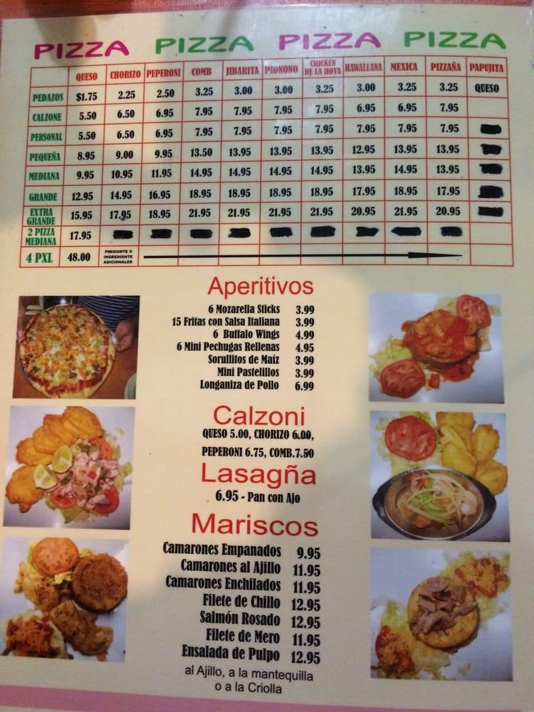 Kiki's Pizza: Calle Barceló 45, Aibonito, PR