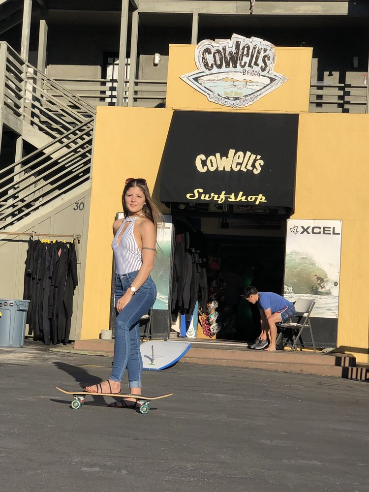 Cowell's Beach N Bikini Surf Shop