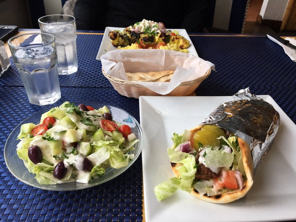The Grill: 11 Pine St, Waltham, MA