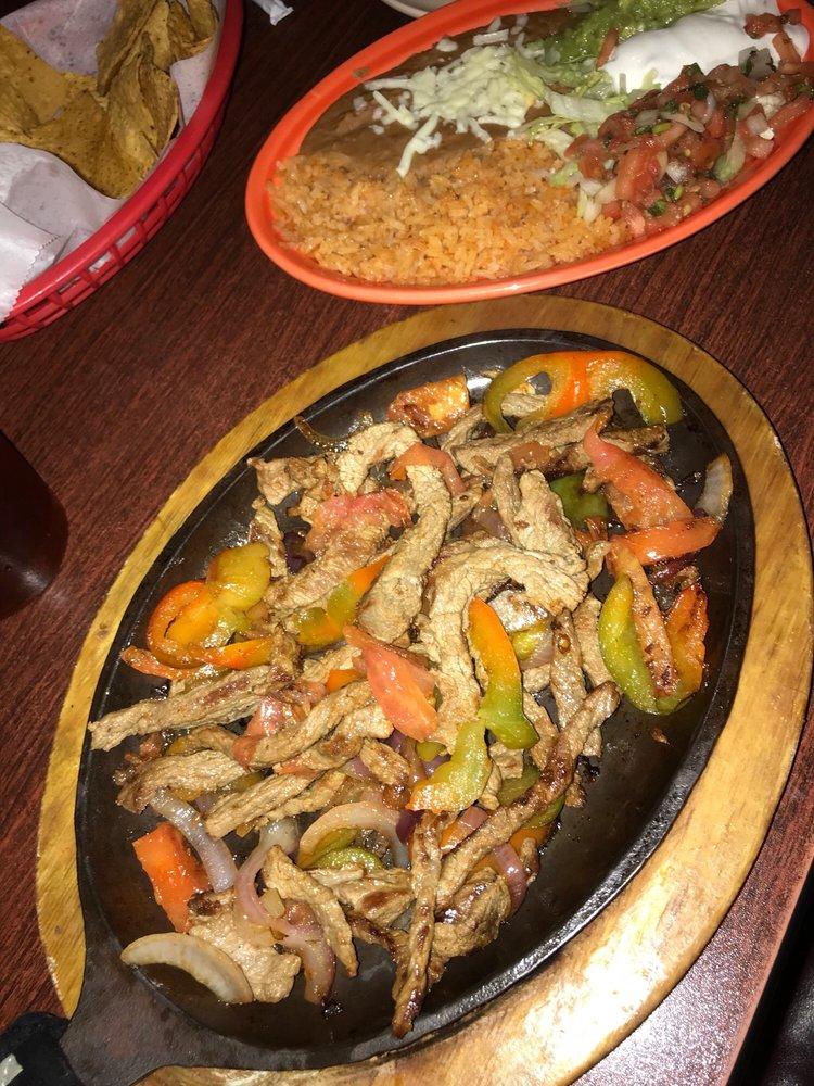 La Fiesta Mexican Restaurant: 1402 W Main St, West Frankfort, IL