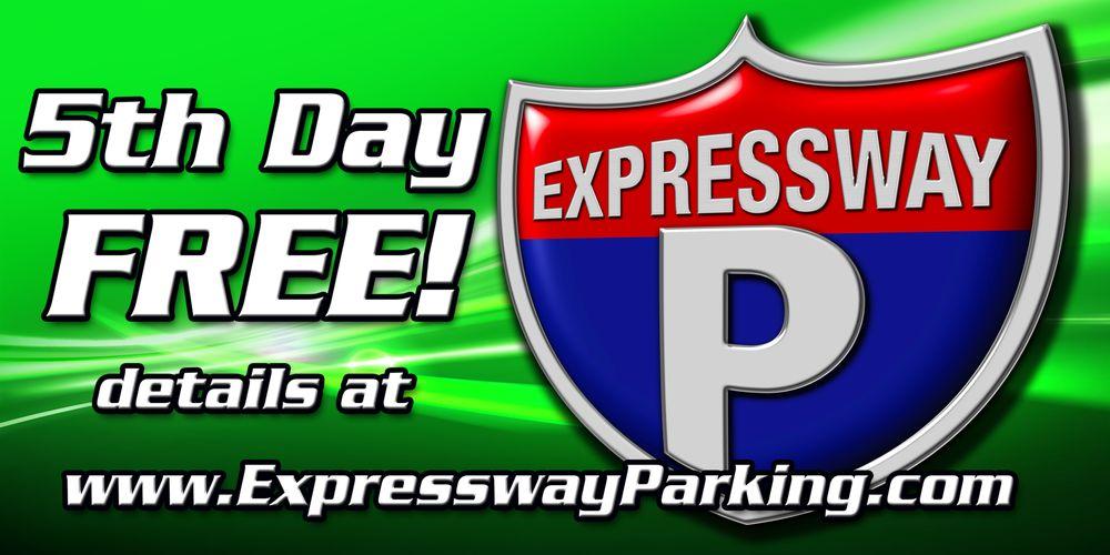Expressway Airport Parking: 4405 E Roosevelt Rd, Little Rock, AR