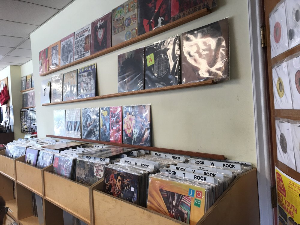 Hello Records: 4165 Fort St, Lincoln Park, MI