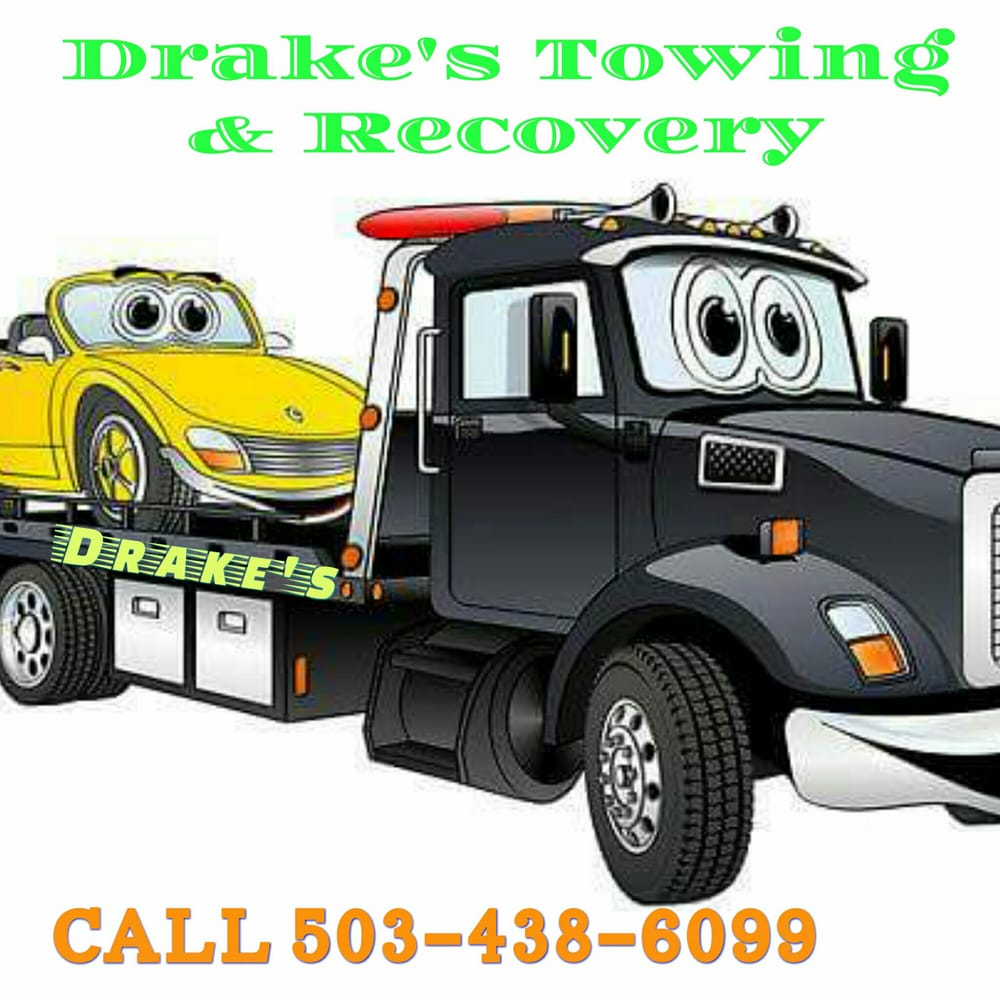 Drake's Towing & Recovery: 2135 Gable Rd, Saint Helens, OR