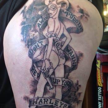 Vishnu bunny tattoo piercing 33 photos 15 reviews for Tattoo shops sioux falls sd