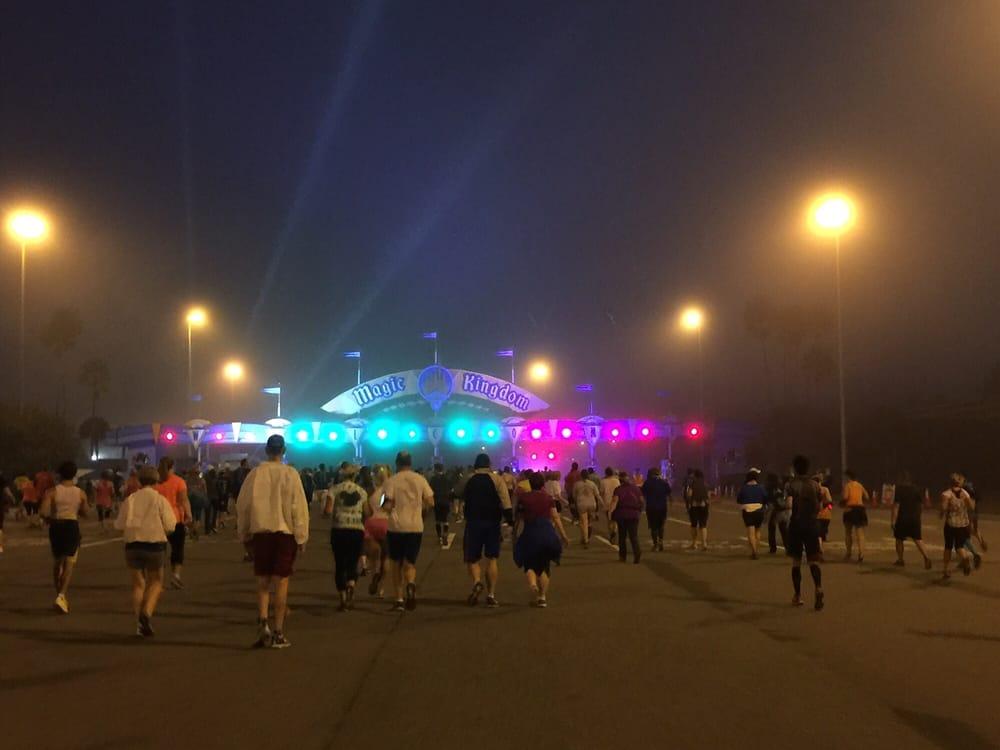 Walt Disney World Half Marathon: Lake Buena Vista, FL