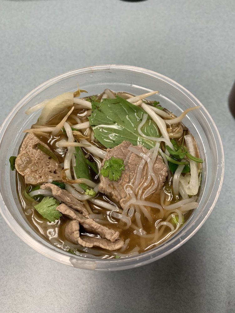 Food from Pho Mekong House of Noodles