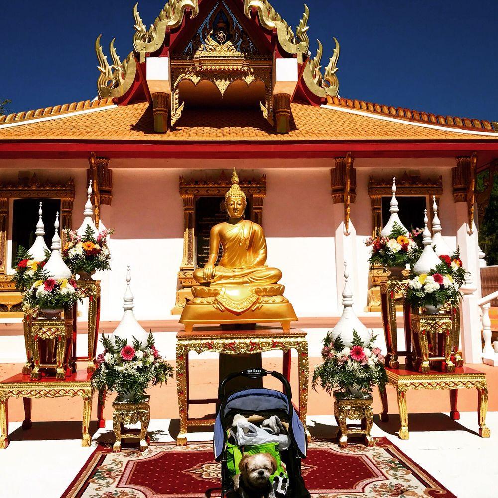 Wat Mongkolratanaram of Florida: 5306 Palm River Rd, Tampa, FL