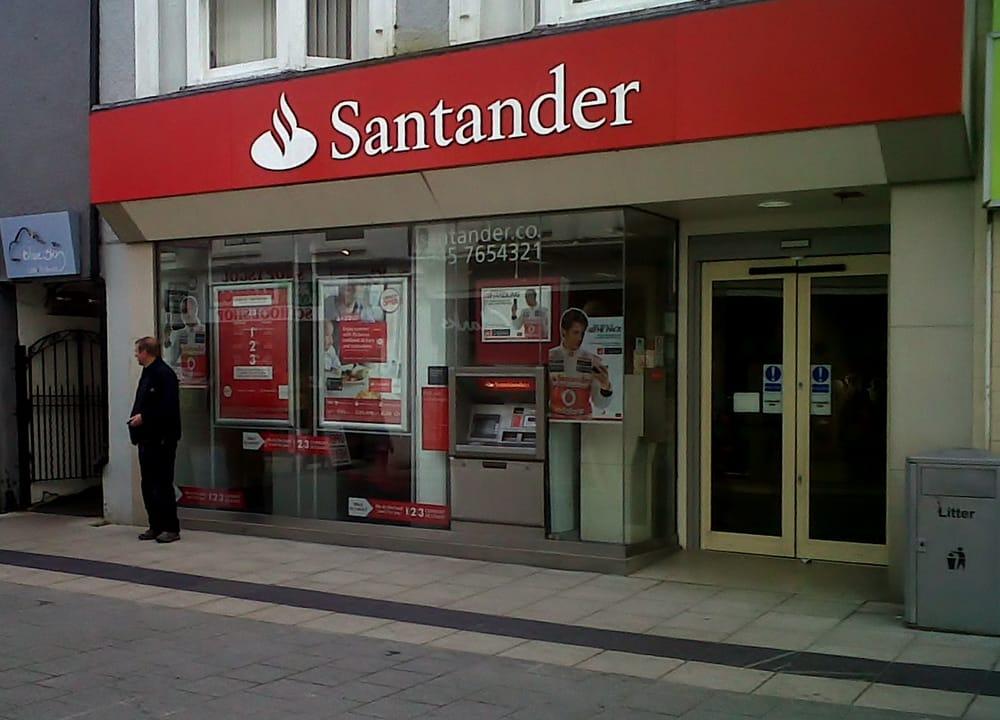 santander bank manchester uk