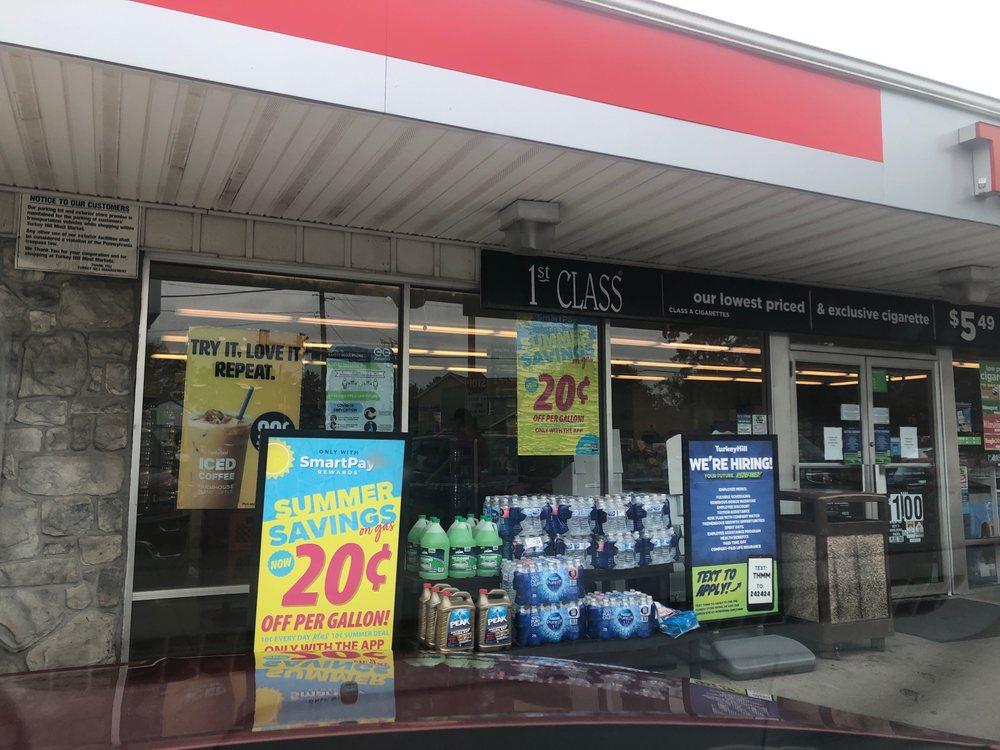 Turkey Hill Minit Market: 4205 Lehigh St, Cherryville, PA