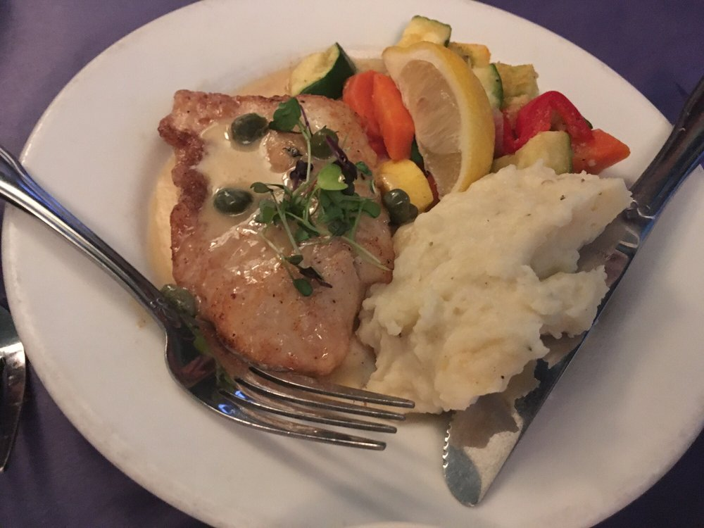 Lemon Trigger Fish With Mixed Vegetables Yelp