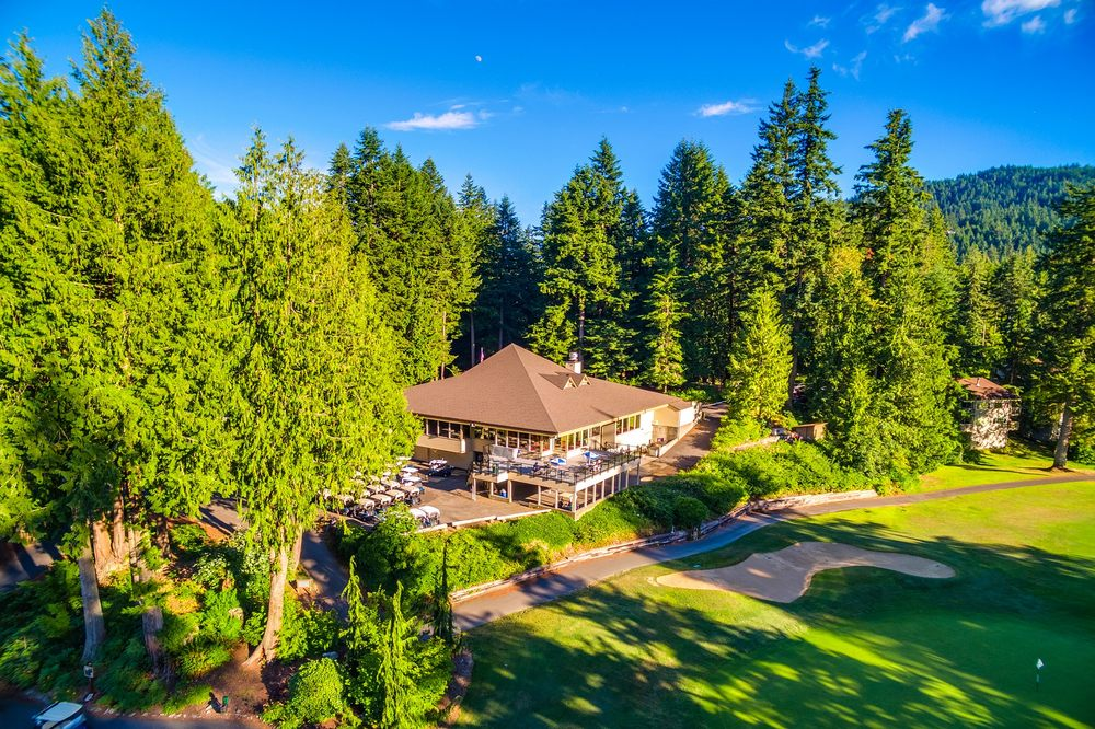 Sudden Valley Golf & Country Club: 4 Clubhouse Cir, Bellingham, WA
