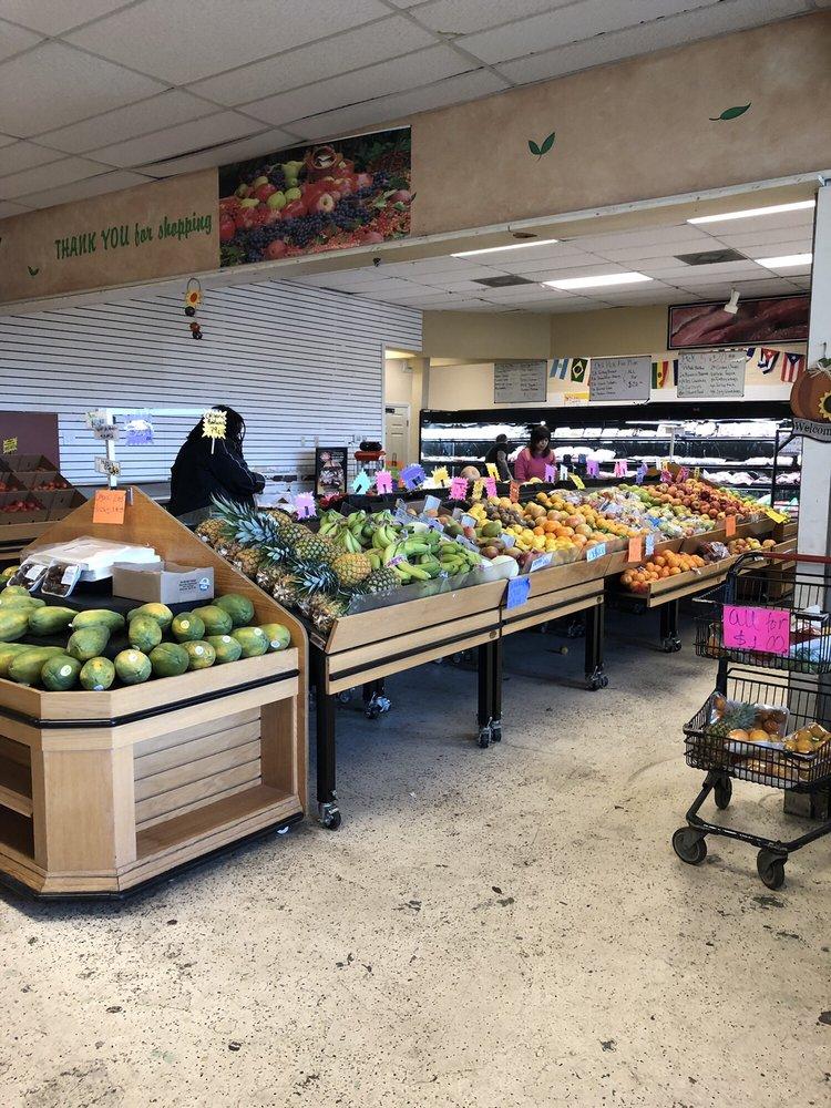 Valdes Farmers Market