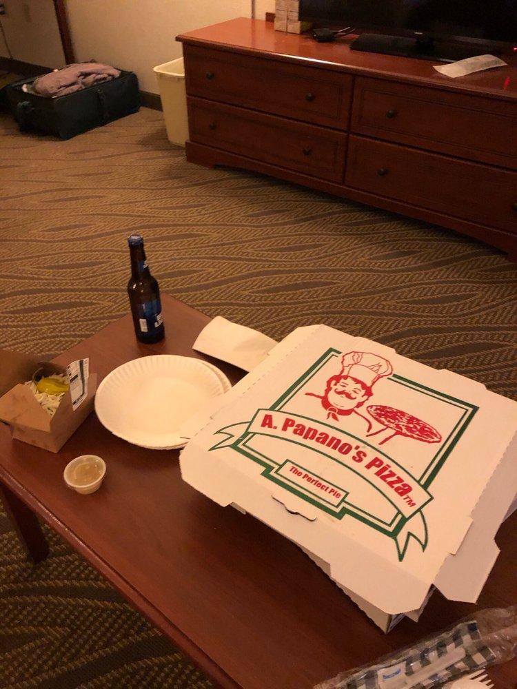 A. Papano's Pizza Beulah: 7803 Crystal Dr, Beulah, MI