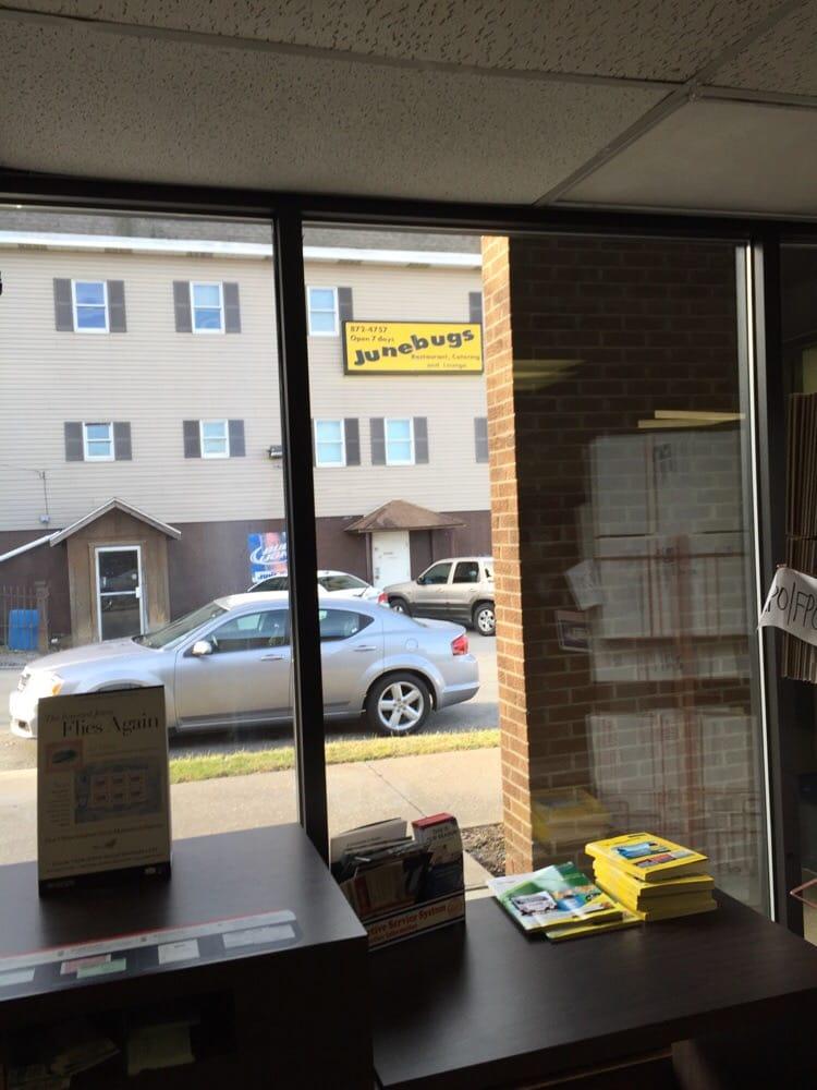Junebug's Garage: 1ST St, Sutersville, PA
