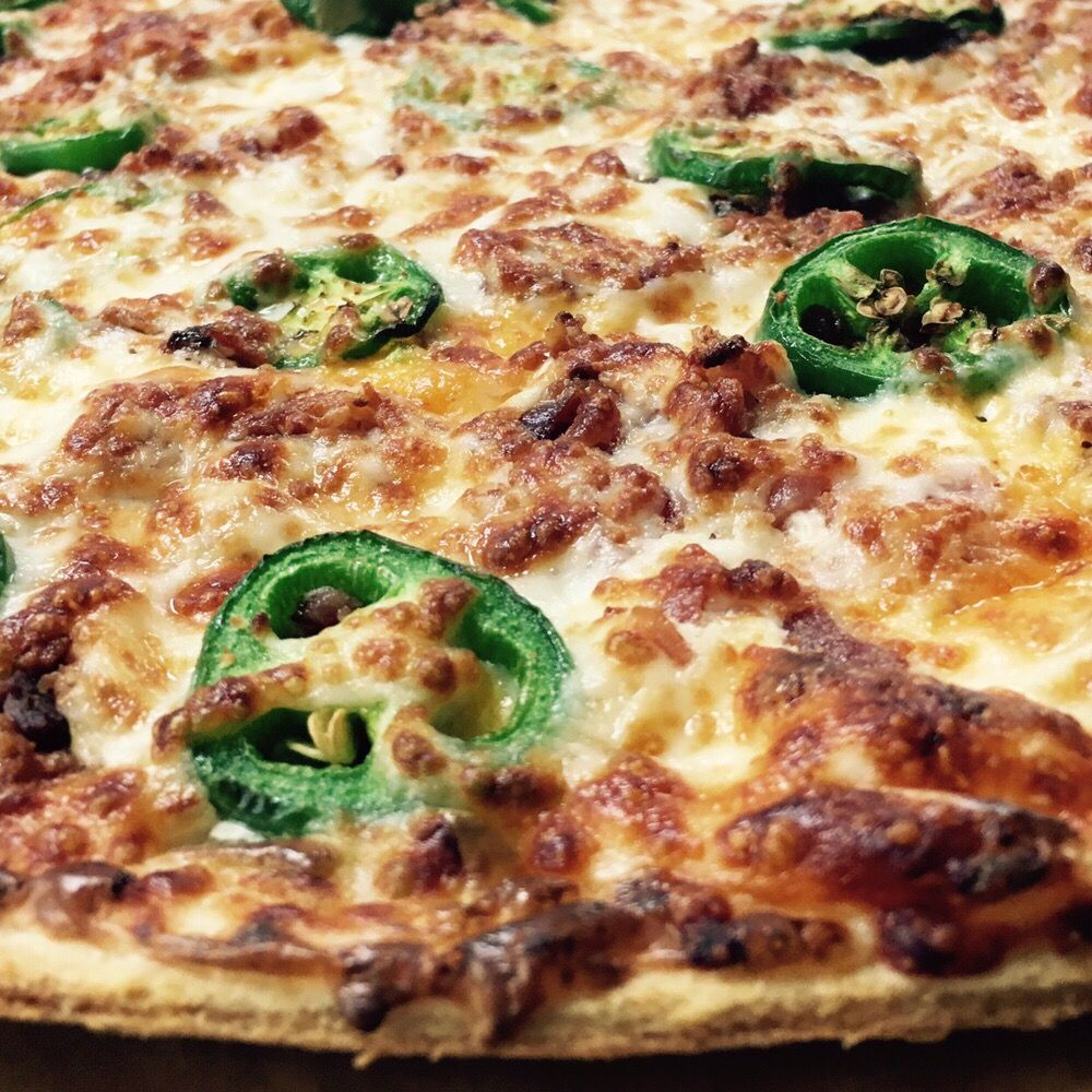 Jesse's Pizza - Borger: 1055 Coronado Cir, Borger, TX