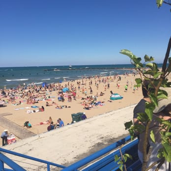 Photo Of Castaways Bar Grill Chicago Il United States Beach View